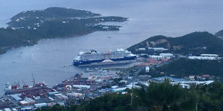 CDC Declares USVI High Risk; Cruise Visitors Must Be Vaccinated