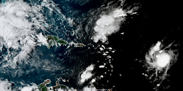 System Now a Tropical Depression; Tropical Storm Watch in Effect for V.I.