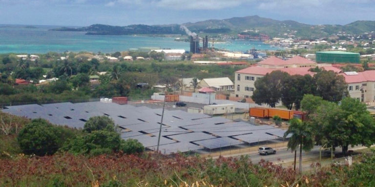 Feds Replacing and Upgrading Solar Systems on District Court Buildings