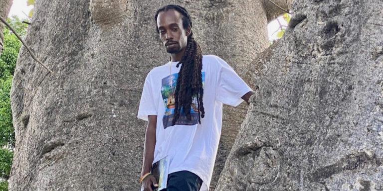 Crucian Poet/Educator's 'Youth Man, Man Up' Video Addresses Gun Violence