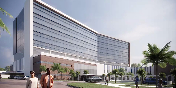 Hospital Board Confirms COVID Vaccine Mandate and Previews New Facilities