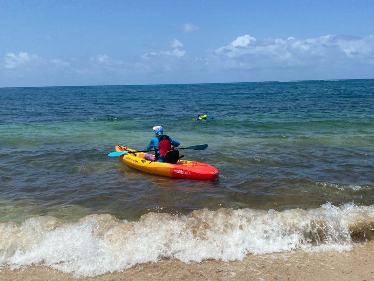 Friends of St. Croix East End Marine Park Educates About Coral Nursery Restoration