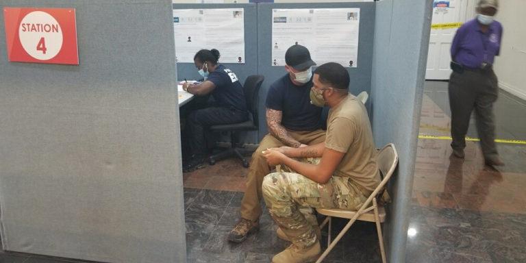 VING Members Receive COVID Vaccine Mandated by Pentagon