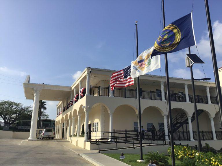 Community Honors Holland L. Redfield II
