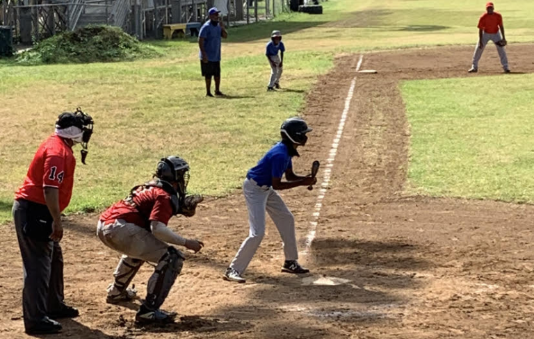 MLB Outreach Program Sparks Passion for Baseball in the USVI