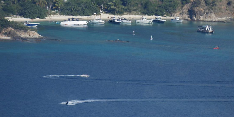 Boating in the USVI, Part 2: Laws to Create Restricted Areas Offer Inadequate Protection